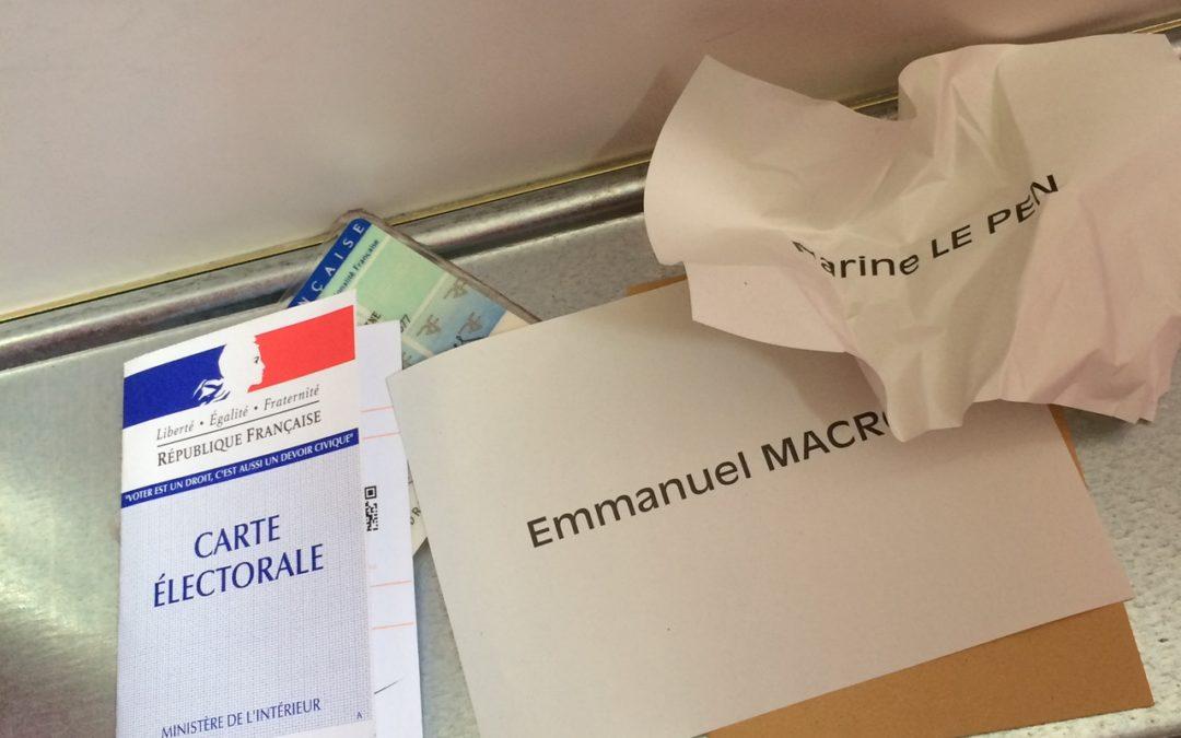 Multiculturelle et entrepreneure : mon choix c'est Macron
